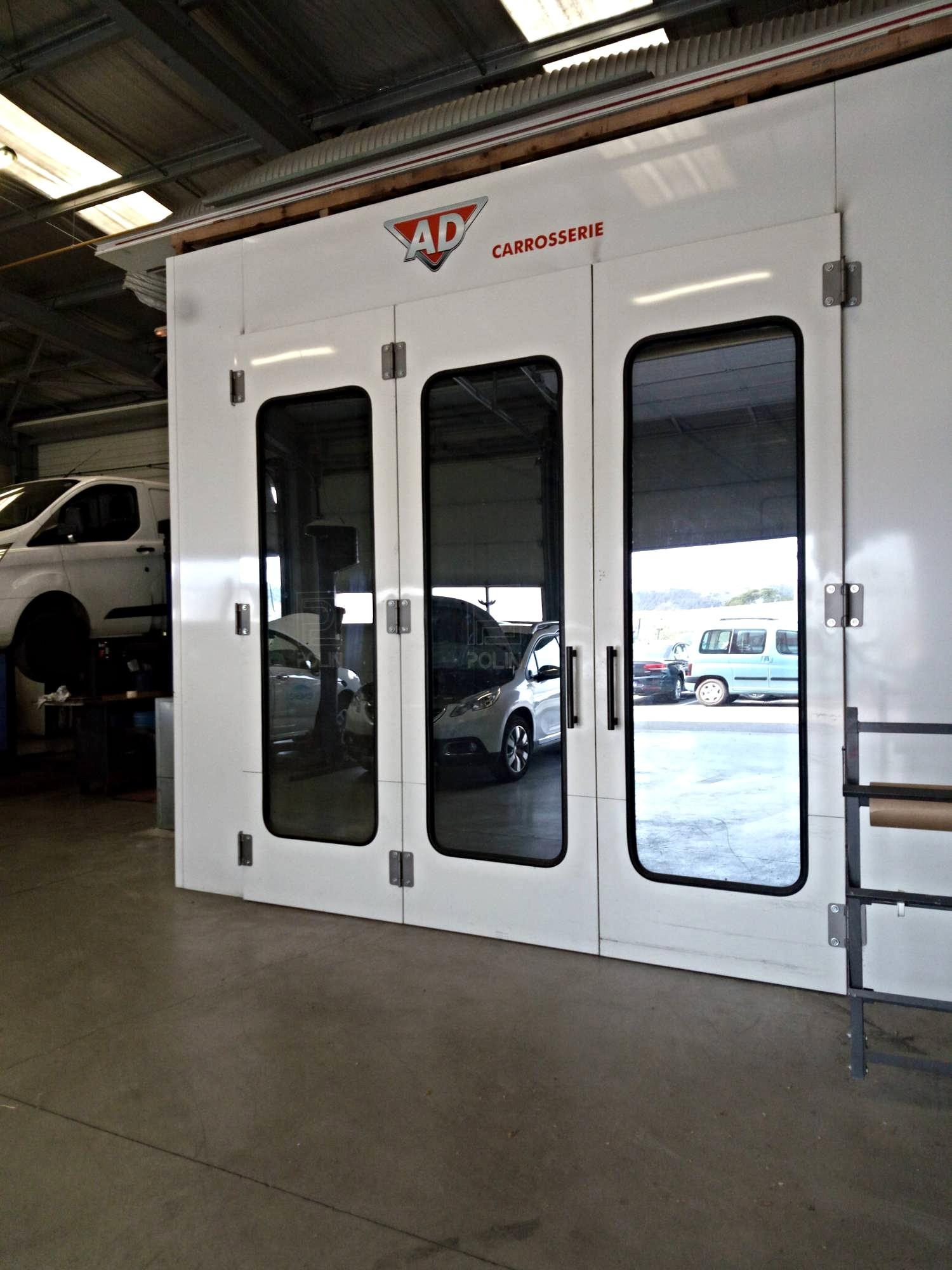 Carrosserie vitrolles garage pour r paration carrosserie voiture auto provence services - Garage peugeot vitrolles ...