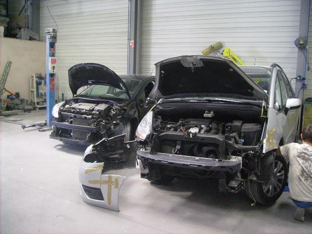 Carrosserie membre du r seau ad vitrolles 13127 garage auto vitrolles auto provence services - Garage peugeot vitrolles ...