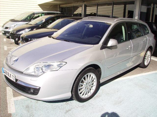 Laguna estate dci 110cv dynamique eco2 vhicules occasions for Garage citroen martigues
