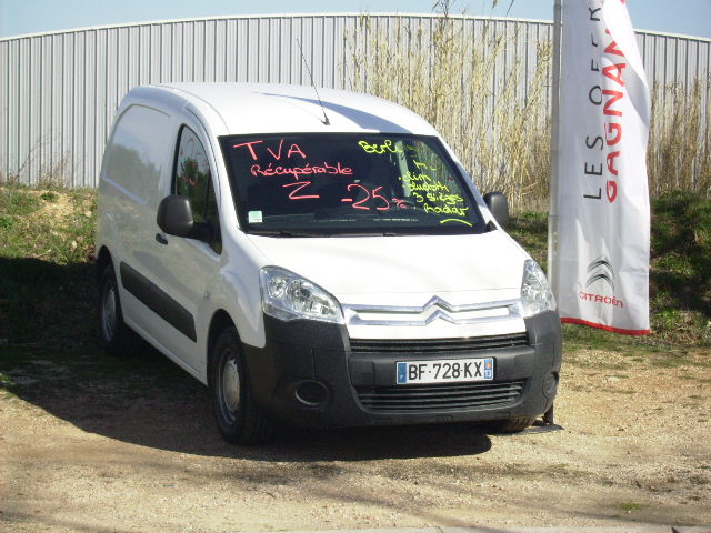 Berlingo hdi business v hicules occasions vente voitures for Garage marignane occasion