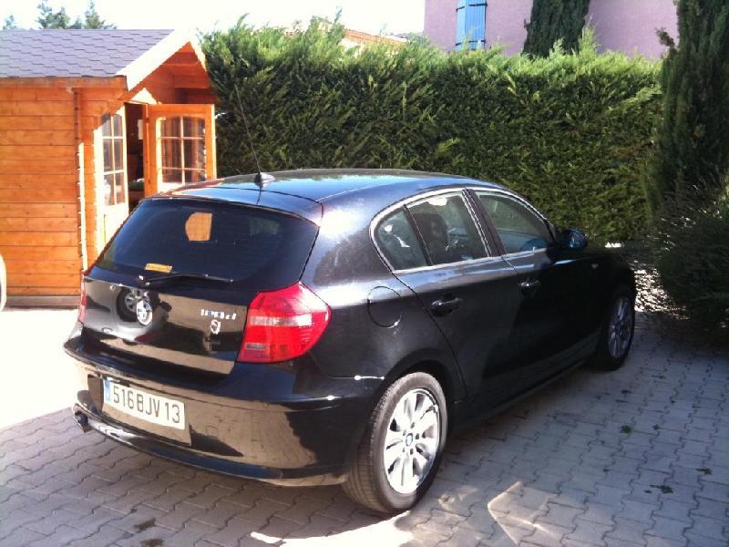 Bmw 120d exelis vhicules occasions vente voitures citron for Garage bmw a marseille