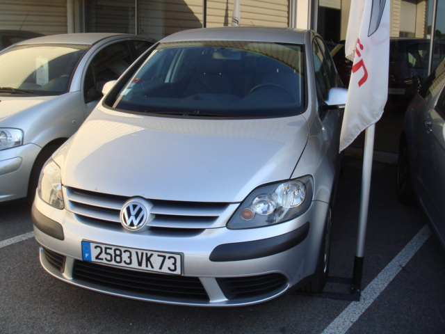Volkswagen golf plus tdi 90cv confort v hicules occasions for Garage marignane occasion