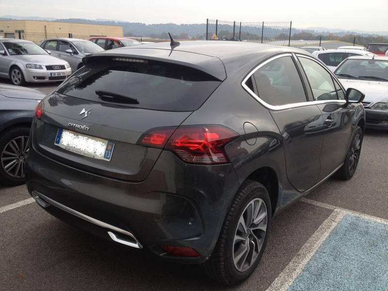 citroen ds4 d 39 occasion hdi135cv so chic vitrolles garage auto vitrolles auto provence services