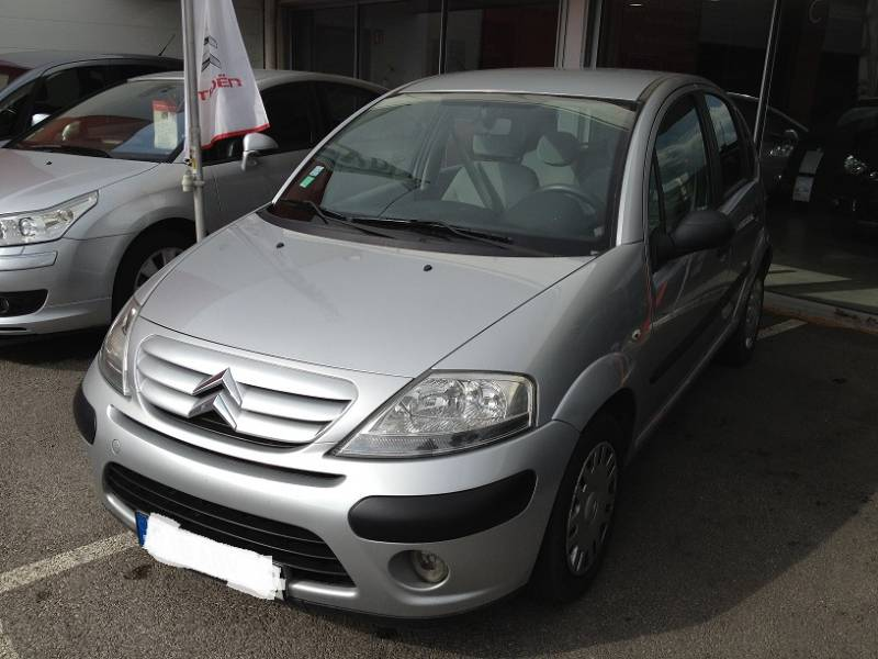 Citroen c3 hdi 70cv pack ambience d 39 occasion vitrolle for Garage marignane occasion