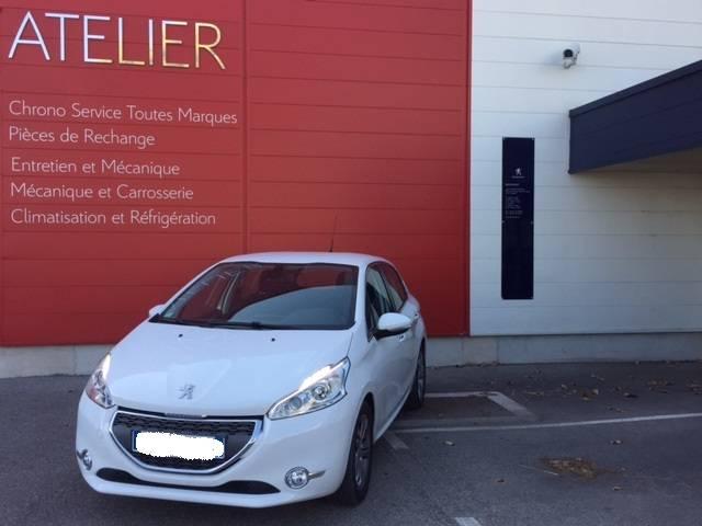 Peugeot 208 vti allure d 39 occasion vitrolles v hicules occasions vente voitures citro n vitrolles - Garage peugeot vitrolles ...