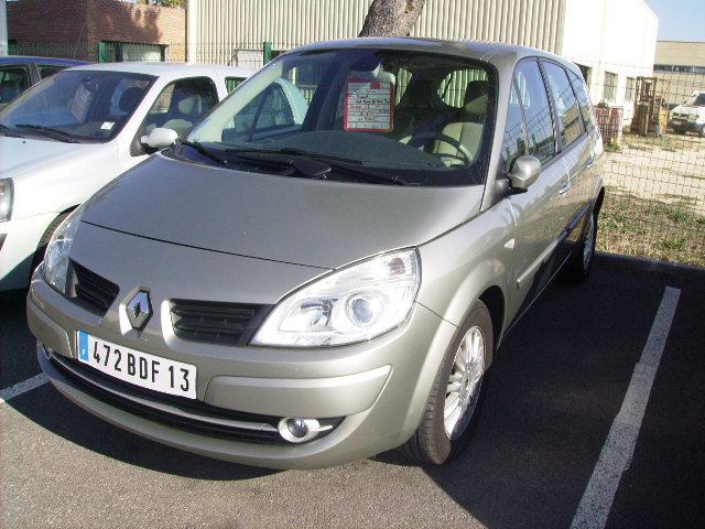 Renault grand sc nic 5 places dci 130cv privil ge for Garage renault marignane